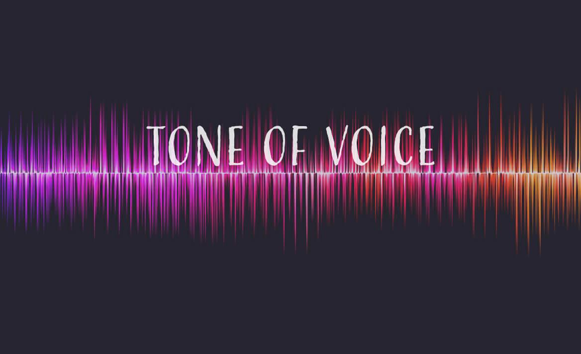 brändi hääl ettevõtte tekstid